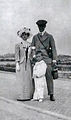 Grand Duke Andrei Vladimirovich, Mathilde Kschessinska and their son.jpg