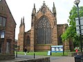 Great east window at Carlisle Cathedral - geograph.org.uk - 1869751.jpg