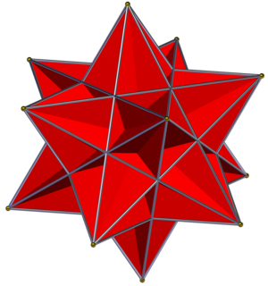 Faceting - Image: Great icosahedron
