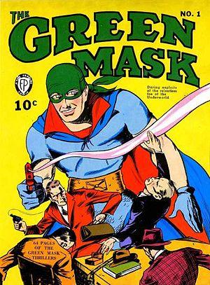 Green Mask - Image: Green Mask 1