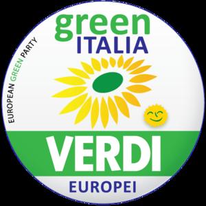 Green Italy – European Greens - Image: Green Italia Verdi Europei