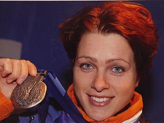 Gretha Smit - Smit (w. silver medal Olympic Games 2002)