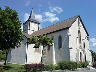 Grilly Commune in Auvergne-Rhône-Alpes, France