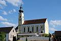 Großgundertshausen Katholische Pfarrkirche Hl. Kreuz und Schmerzhafte Muttergottes.jpg