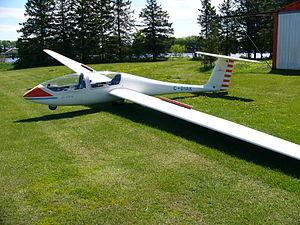 Grob Aircraft - Grob G 103 Twin Astir sailplane
