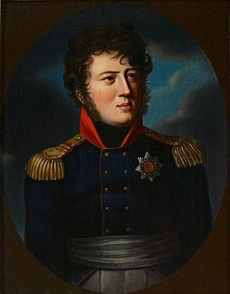 Charles, Grand Duke of Baden - Image: Grossherzog Karl von Baden 1811