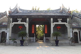 Culture of Guangdong and Guanxi in Southern China