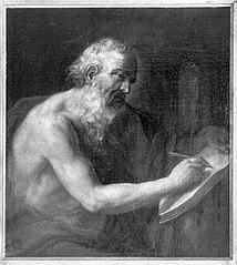 Heiliger Hieronymus (Kopie nach)
