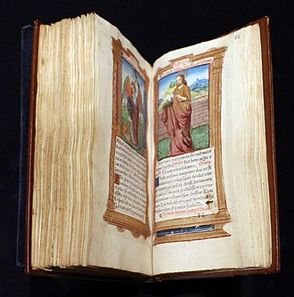 Merten de Keyser - Bible (1510) by Guillaume Le Rouge; Cleveland Museum of Art