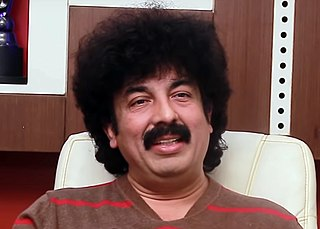 Gurukiran Indian music composer, singer