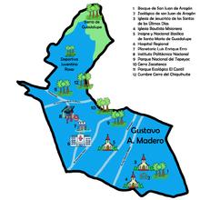 Gustavo A Madero Ciudad De México Wikipedia La