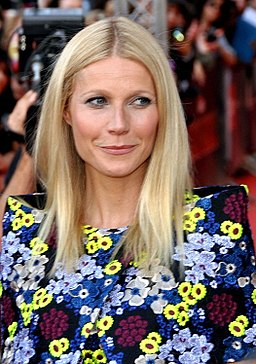 Gwyneth Paltrow avp Iron Man 3 Paris 2