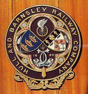 Hull and Barnsley Railway British pre-grouping railway company