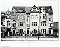 Häusergruppe Düsseldorf, Goethestr. 22, 24 und 24a Architekt Hermann vom Endt Düsseldorf.jpg