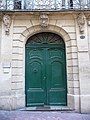 Hôtel Pomier-Layrargues (Montpeller) - Porta.jpg