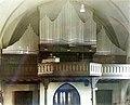 Hühnerfeld, St. Marien (Orgel nach Umbau durch Mayer 1960).jpg
