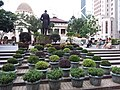 HK 中環 Central 遮打道 Chater Road Statue Square July 2019 SSG 02.jpg