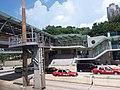 HK Bus 101 view 九龍城區 Kln City 漆咸道北 Chatham Road North 馬頭圍道 Ma Tau Wai Road August 2018 SSG 34.jpg