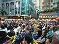 HK Sunday Sheung Wan Morrison Street Wing Lok Street 2.JPG