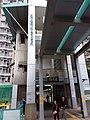 HK TKL 調景嶺 Tiu Keng Leng 建明邨 King Ming Estate 勤學里 Kan Hok Lane March 2019 SSG lift tower 01.jpg