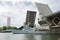 HMCS Edmonton passes through the Burnside Bridge - 180607-N-ZP059-0186.jpg