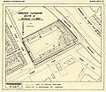 HUA-212069-Plattegrond van het terrein tussen de Kruisvaart Vondellaan Da Costakade Raadhoven te Utrecht met omgeving; met weergave van wegen en watergangen en d.jpg