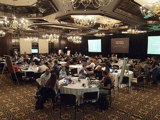 Hackathon at Wikimania 2018 – Day 1 (1)