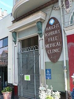 Haight Ashbury Free Clinics