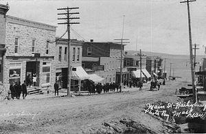 Temiskaming Shores - Haileybury, 1915