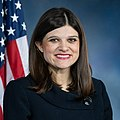 Haley Stevens, official portrait, 116th Congress (cropped square).jpg
