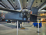 Halifax NA337 at NAFMC 2015 tail turret.jpg