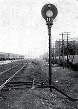 North American railroad signals - Wikipedia