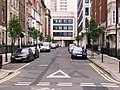 Hallam Street in London's West End - panoramio.jpg