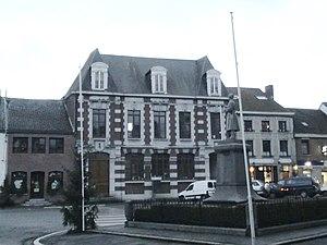 Ham-sur-Heure-Nalinnes - Image: Ham sur Heure commune 1867