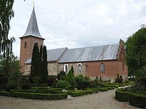 Hammel - Hammel church