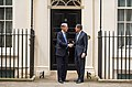 Hammond and Lew met at 11 Downing Street.jpg