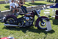 Harley Davidson FL Hydra-Glide 1949 RSide Lake Mirror Cassic 16Oct2010 (14690621148).jpg