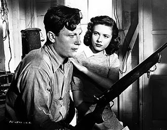 Harold Russell - Harold Russell and Cathy O'Donnell in The Best Years of Our Lives (1946)