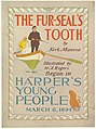 Harper's Young People- The Fur-Seal's Tooth by Kirk Monroe, March 6, 1894 MET DP823479.jpg