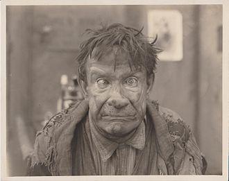 Harry Watson Jr. - Harry Watson Jr. acting in a film circa 1923