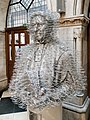 Harry Woolf sculpture, Royal Courts of Justice.jpg