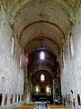Hautes-Alpes Abbaye Boscodon Eglise Nef - panoramio.jpg