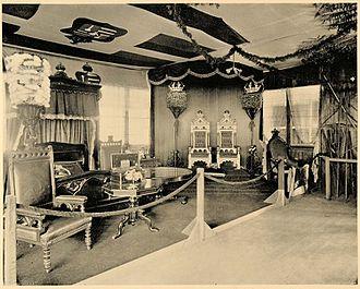 California Midwinter International Exposition of 1894 - Hawaiian Village Exhibit