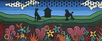 Leichhardt, New South Wales - Hawthorne Canal Tunnel Mural