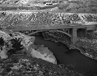 Hayden Arch Bridge United States historic place