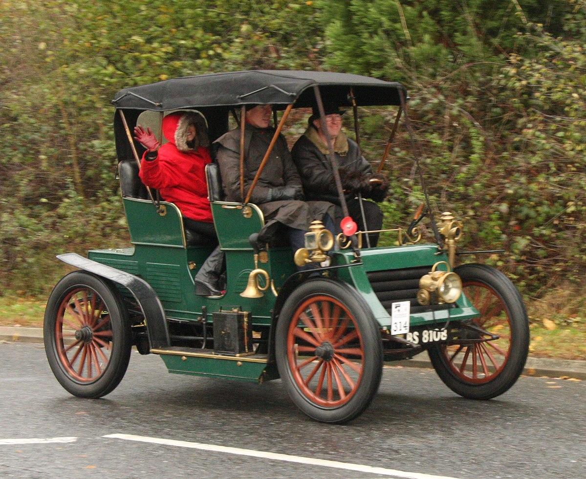 HaynesApperson Wikipedia - Antique car show lafayette la