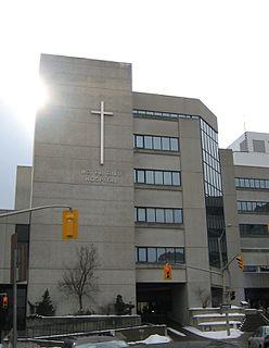 Hotel Dieu Hospital (Kingston, Ontario) Hospital in Ontario, Canada