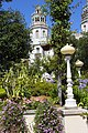 Hearst Castle exterior - tower.jpg