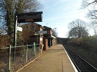 Heath, Cardiff - Heath Low Level station