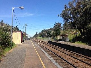 Heathcote Junction railway station